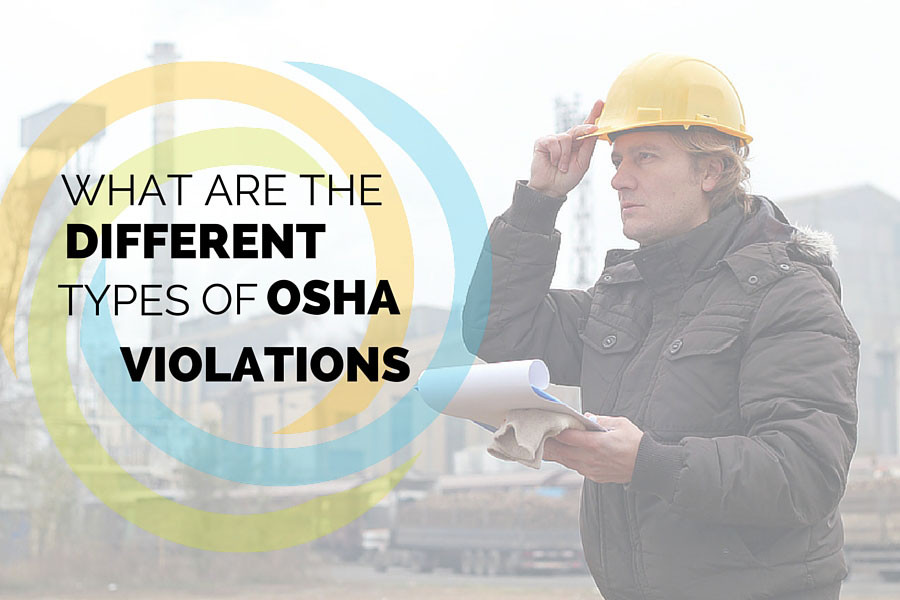 What Are The Different Types Of Osha Violations Fall