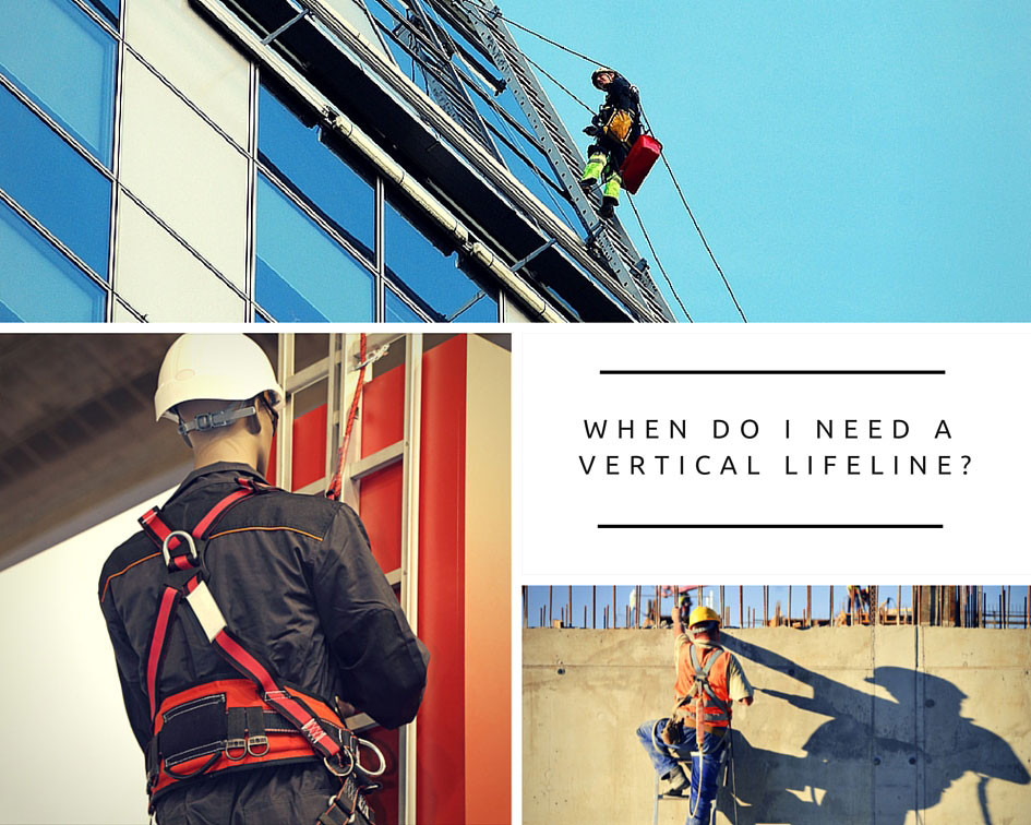 When Do I Need A Vertical Lifeline Fall Protection Blog