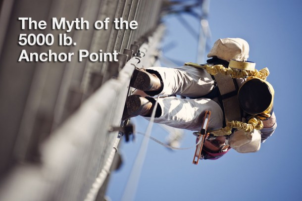 The Myth Of The 5000 Lb Anchor Point Does It Exist In 2019