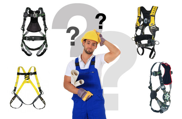 Which Safety Harness Should I Buy Fall Protection Blog