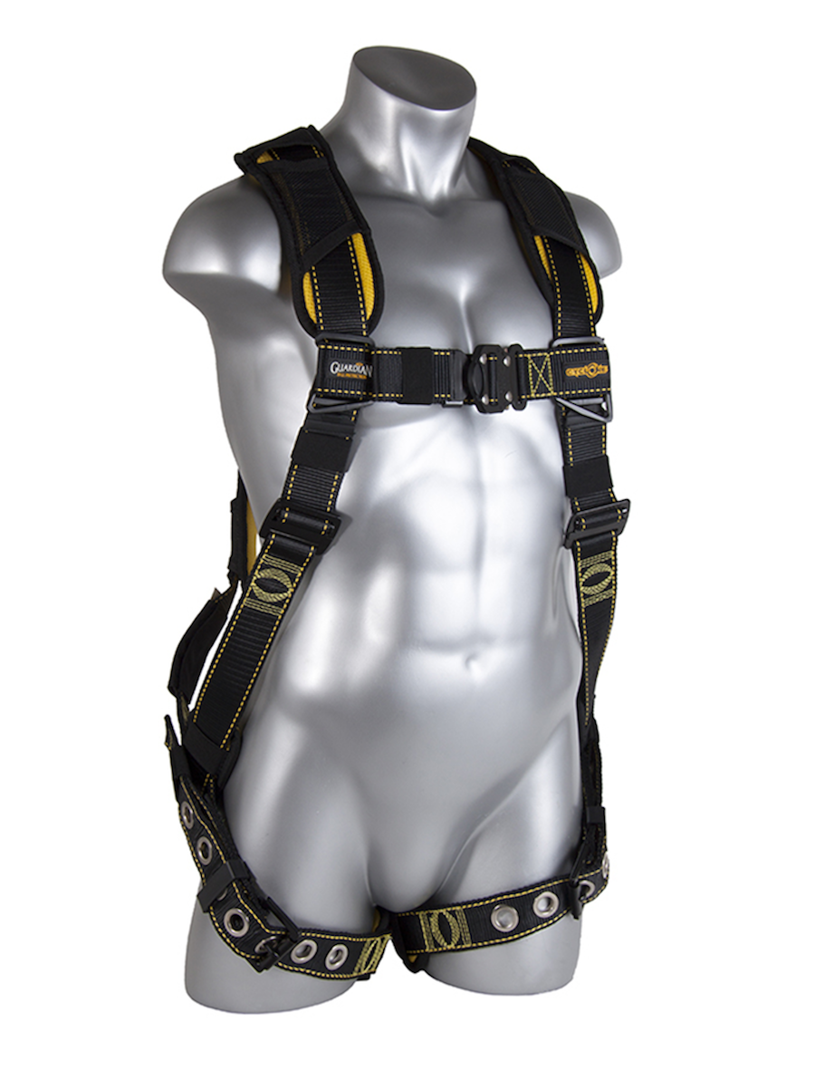 Cyclone Safety Harness Better Harnesses Fall Protection Equipment