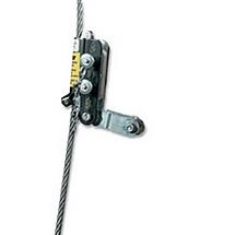 """Guardian GRAB-C Cable Grab for 3/8"""" or 5/16"""" diameter cable"""