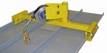 Standing Seam Roof Clamp - Temporary Active Fall Protection