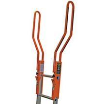 Safe-T Ladder Extension System, Ladder Safety Extension System for Ladders