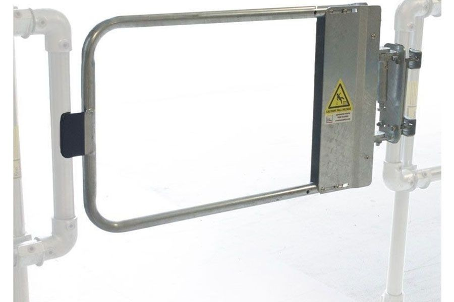 Industrial Self-Closing Safety Gates