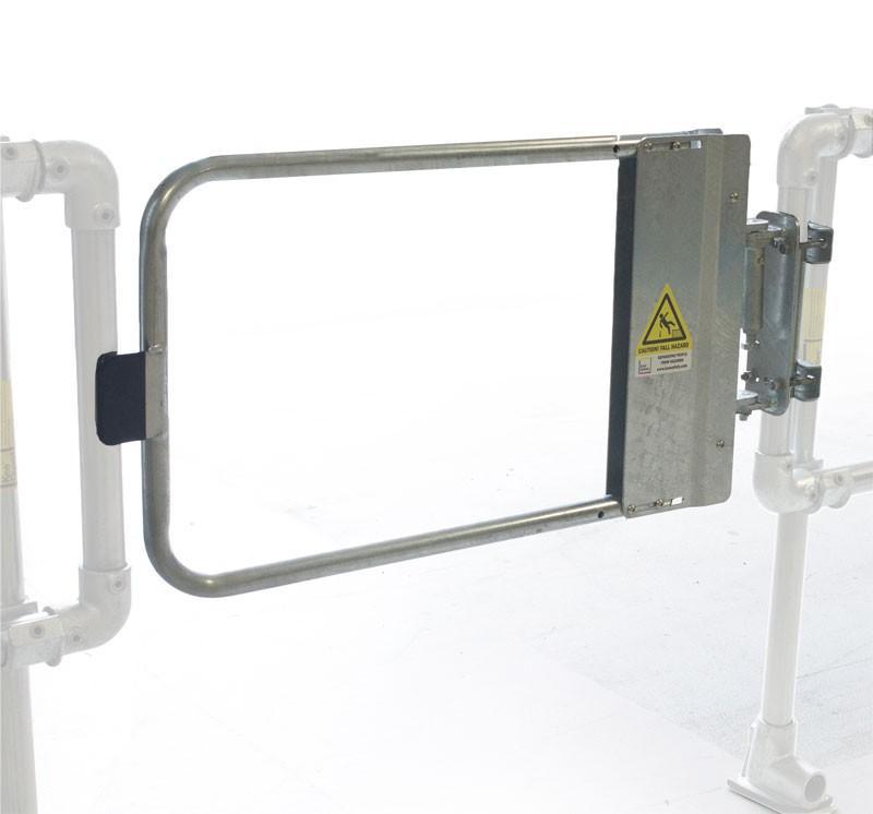 24 inch Galvanized Industrial Safety Gate