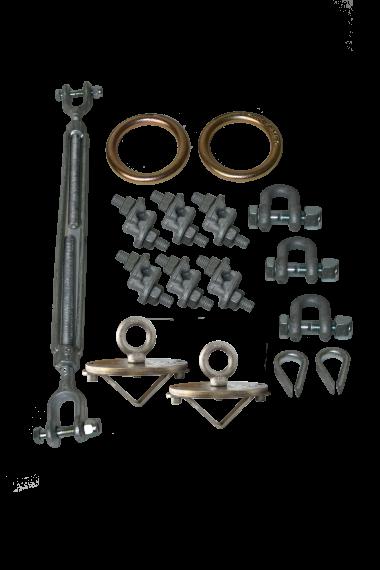 Metal Energy Absorber System