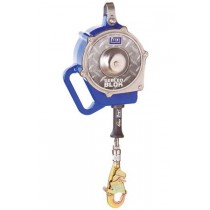 Sealed-Blok 30' Stainless Steel Cable Self Retracting Lifeline