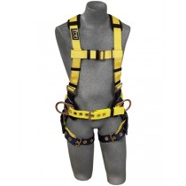 Delta™ Construction Vest Style Harnesses