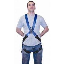 Front Loop Cross-Over Harness