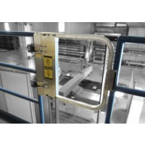 Aluminum Industrial Safety Gates