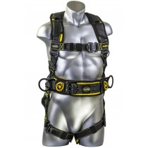Cyclone Construction Harness Front