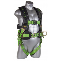 Monster Premium Edge Harness Front