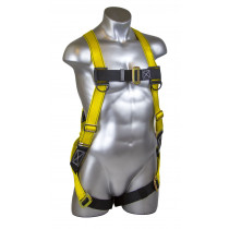 velocity front safety harness for fall protection from top safety brands guardian