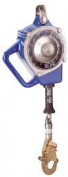 Sealed-Blok 15' Stainless Steel Cable Self Retracting Lifeline