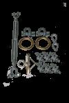 Metal Energy Absorber Kit 30' and 60'