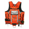 Vest Tech Tool Vest (Back) - Orange Reflective