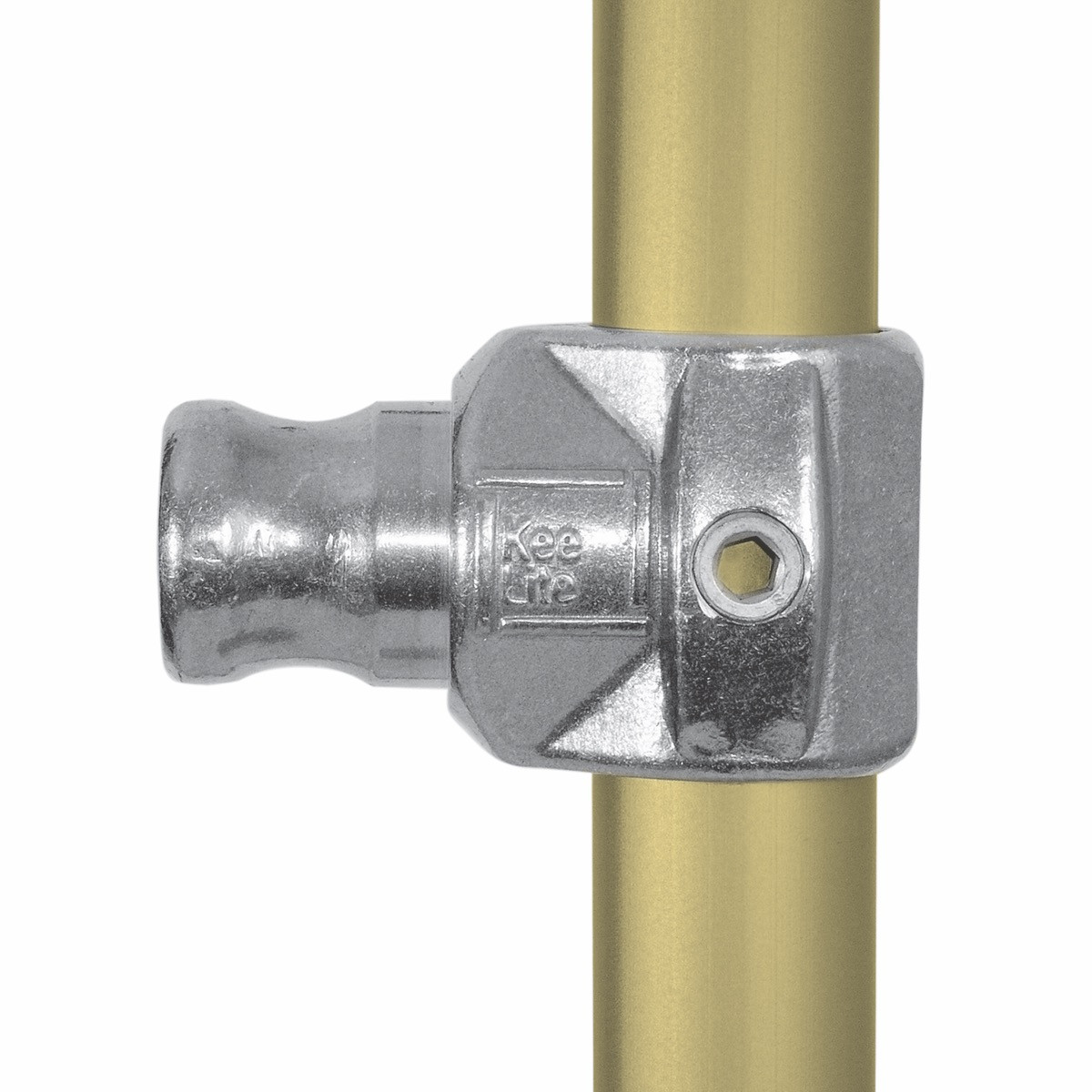 L swivel tee kee lite fitting simplified building