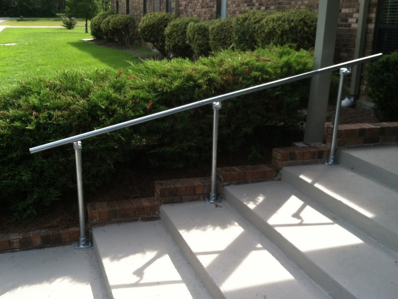 Surface 518 Outdoor Stair Railing Easy Install Handrail