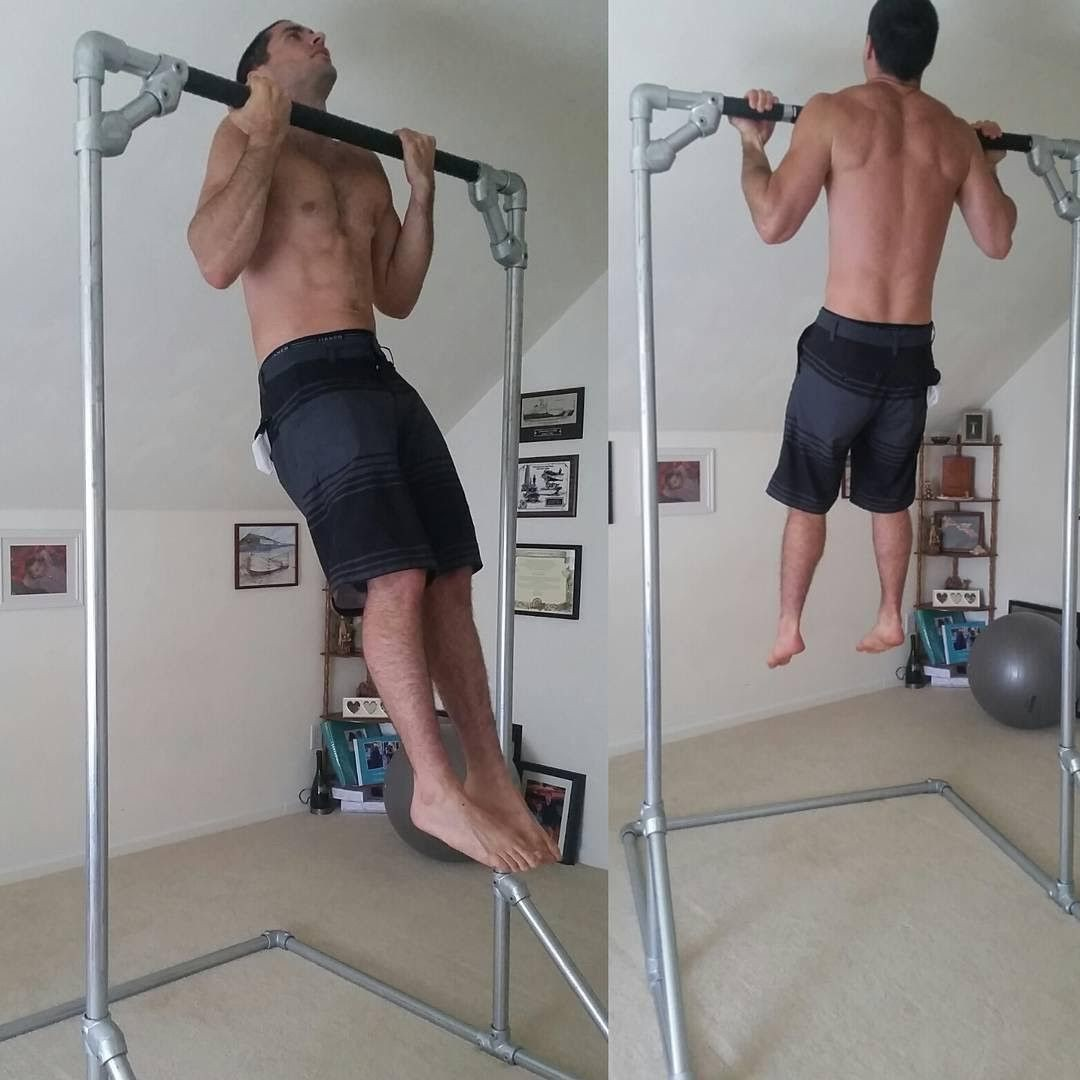 Freestanding Pull Up Bar