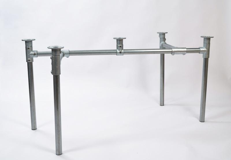 Table Frame Kit Z Frame Pipe Desk Frames Kits