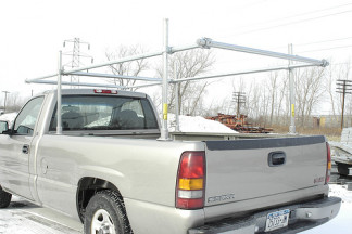 Truck Rack Pictures and SketchUp
