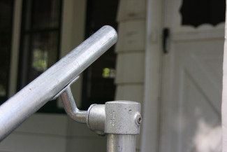 Residential Handrail - Upright and Wall Mount
