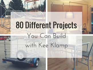80 Different Projects You Can Build with Kee Klamp