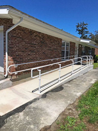How to Build an ADA Railing for a Ramp