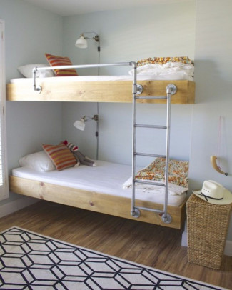 35 Bunk Bed Ideas That You Can Build Yourself