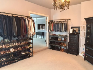 44 DIY Closet Ideas Built with Pipe & Fittings