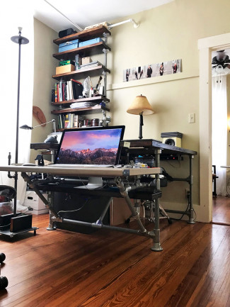 DIY Pipe Desk with Shelves: What You Need to Build Your Own
