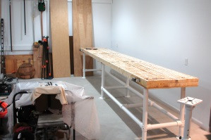 Heavy Duty Workbench: Plans to Build Your Own