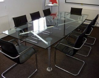 How to Build Your Own Custom Conference Table