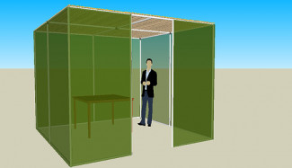 Design / Build a Sukkah with SketchUp