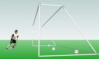 Soccer Goal (SketchUp)