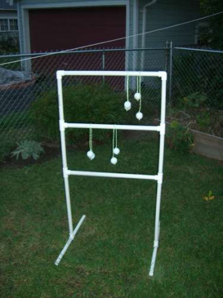 Have Some Fun: Build a Ladder Golf Kit
