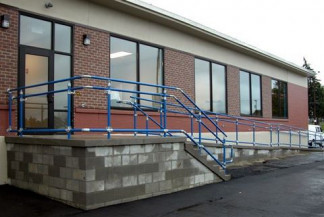 Contractor Opportunity: Build ADA Handrails