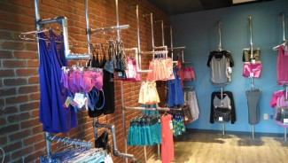 Enhance Wall Space with Faceout Clothing Racks and Shelving