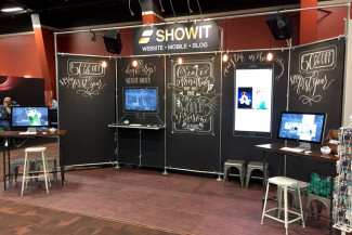19 DIY Trade Show Booth & Banner Ideas to Copy for Your Next Event