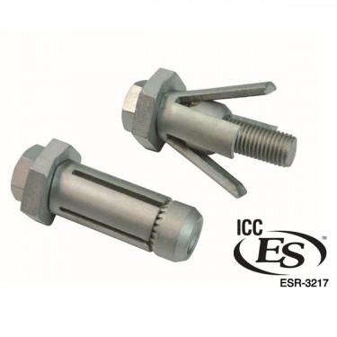 ICC BoxBolt - Certified ICC ESR 3217
