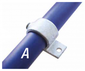 199 - Single Sided Fixing Bracket