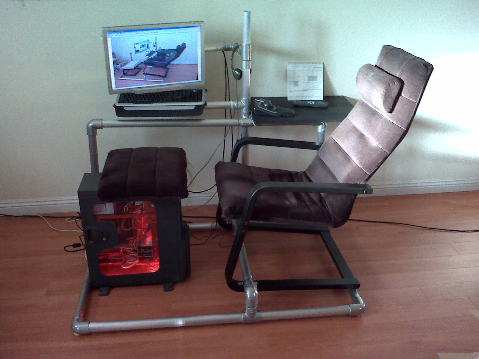 Puter Gaming Chair