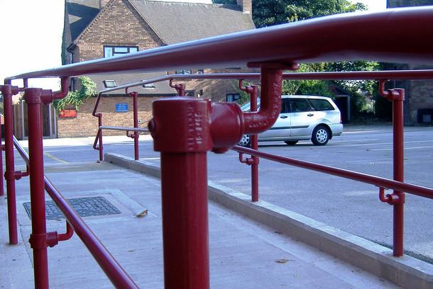 How to Build Safe Handicap Handrails That Meet ADA Guidelines