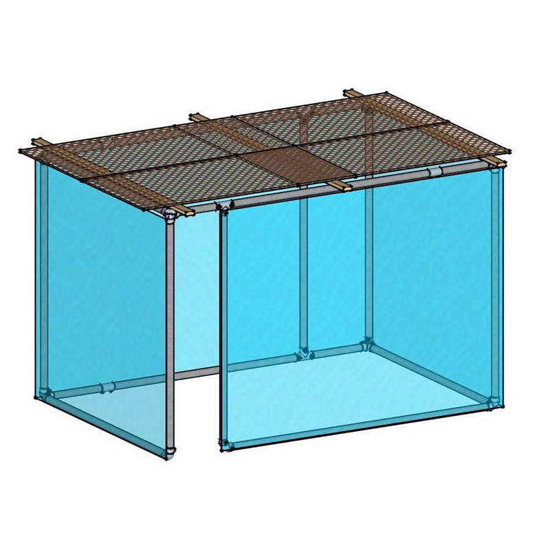 How To Build Your Own Diy Sukkah Simplified Building