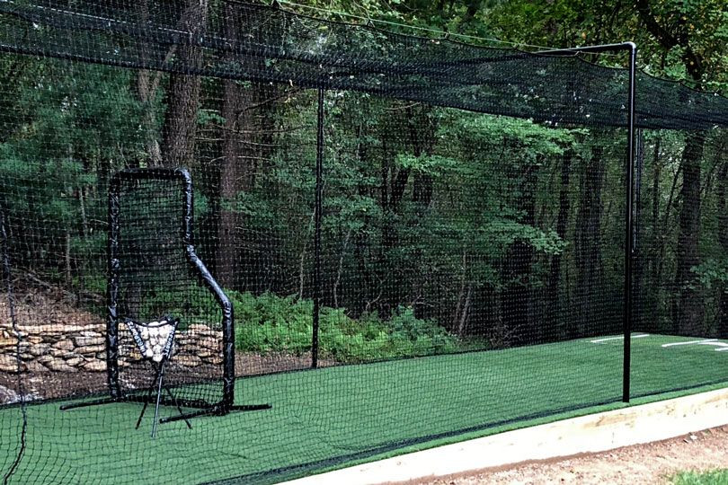 How To Build A Batting Cage For Your Backyard Simplified