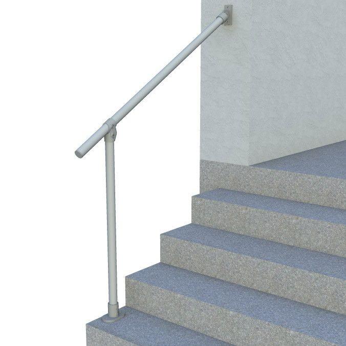 Classic Limited Hybrid Simple Rail Handrail
