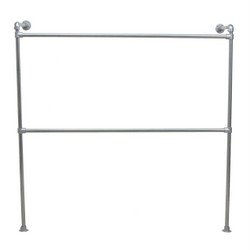 Wall Mounted Clothing Rack - Storage