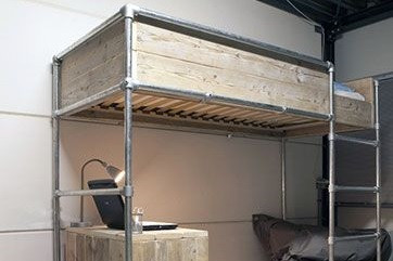 How to Build a Loft Bed Frame