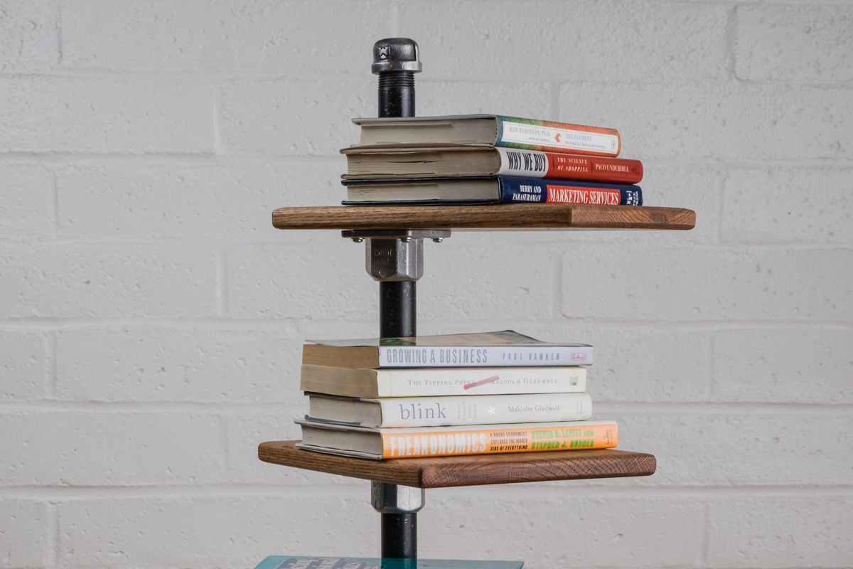 free standing bookshelf plans to build your own - Free Standing Bookshelves